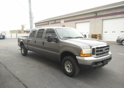 2000 Ford F250 Six Door