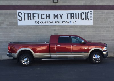 2010 Ram 3500 Mega Cab dually Long Bed
