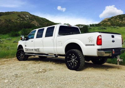 2012 Ford F350 Super Duty 6 door