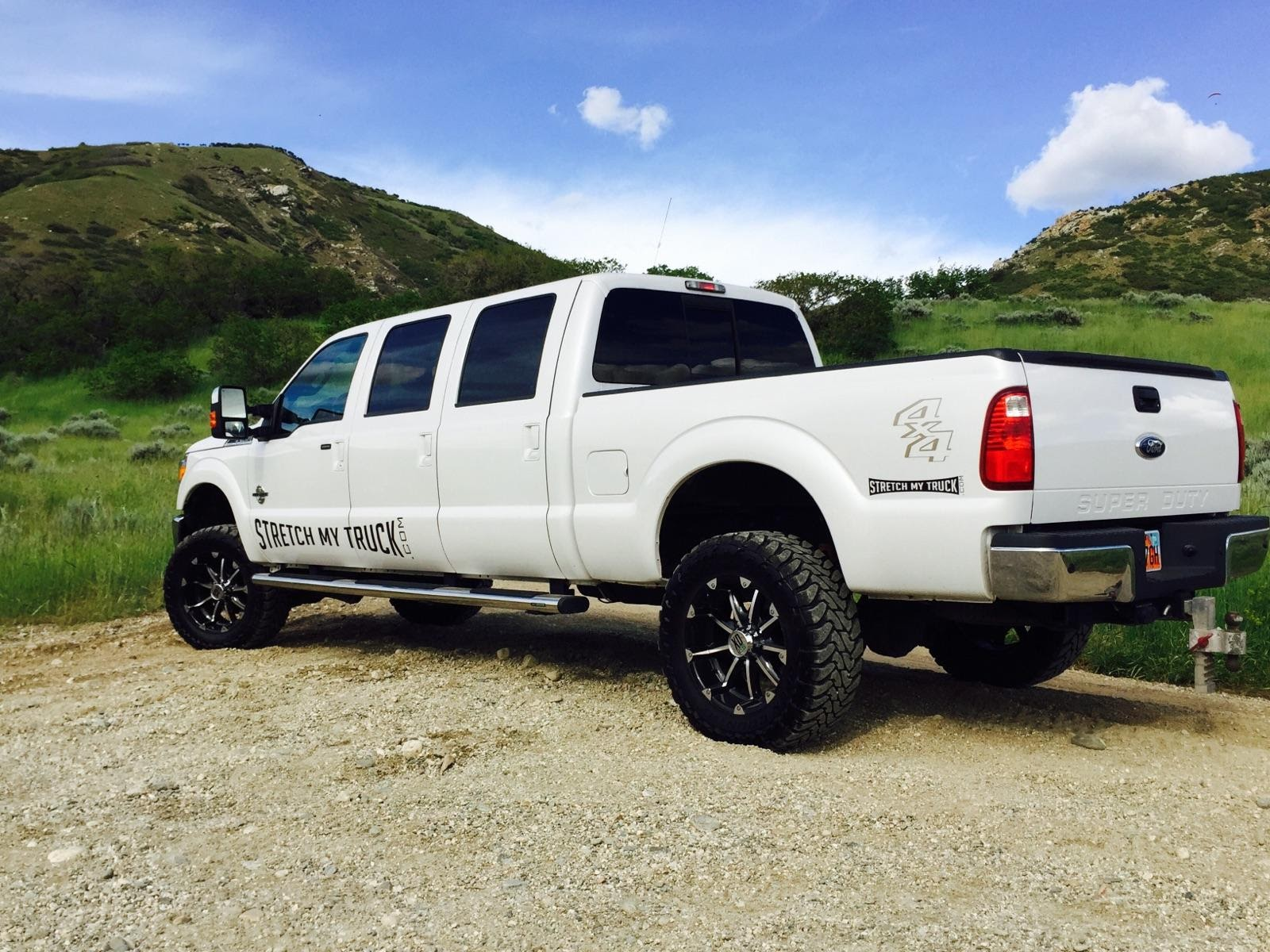 Ford F350 6 Door >> Six Door Conversions Stretch My Truck
