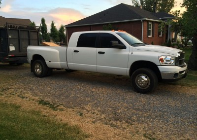 2006 Dodge Ram 3500 Dually Long Bed