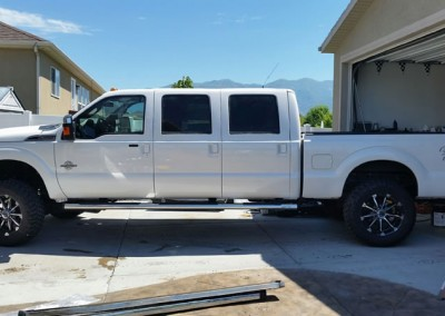 2012 Ford F350 Super Duty Six door