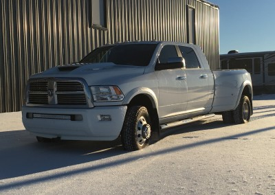 2014 Ram 3500 Mega Cab Dually Long Bed