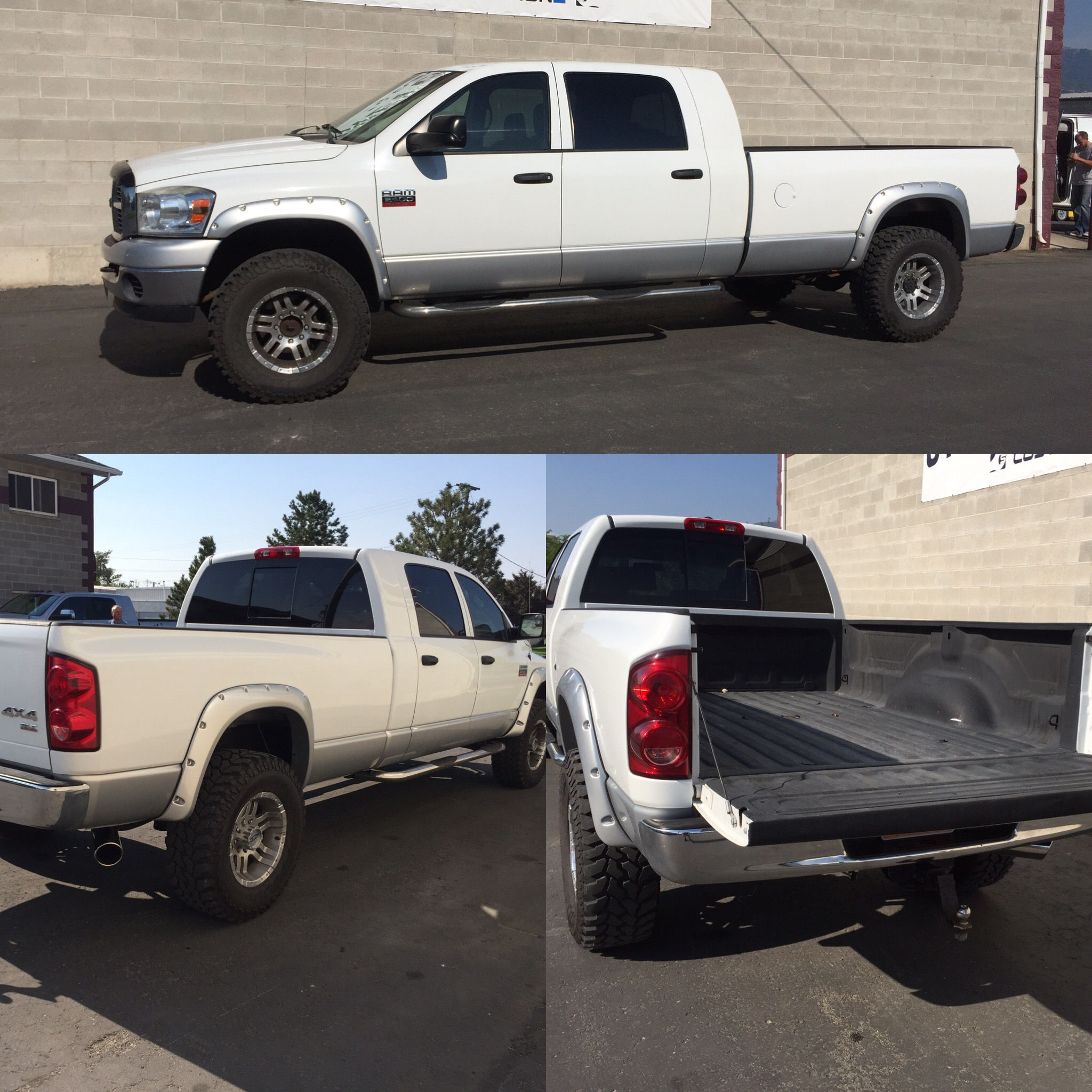For Sale - Stretch my truck