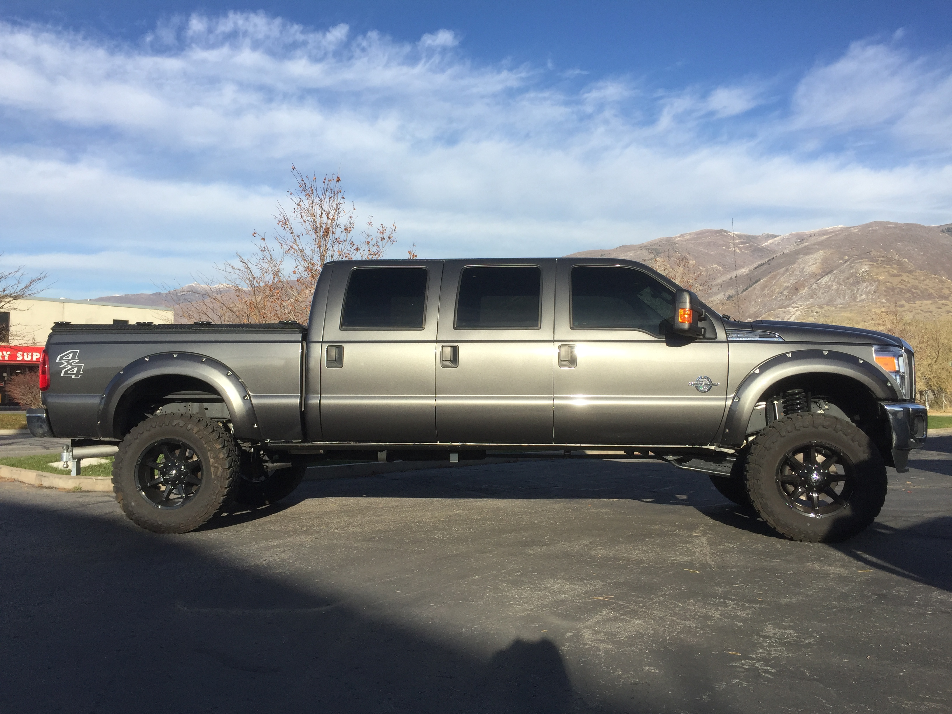 Six Door Conversions - Stretch My Truck