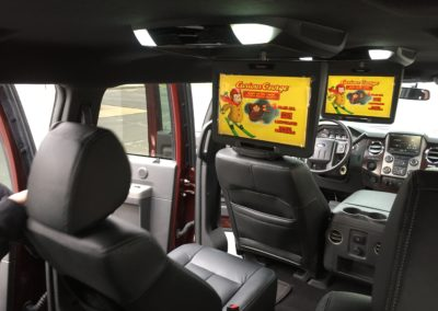 Six Door Interior