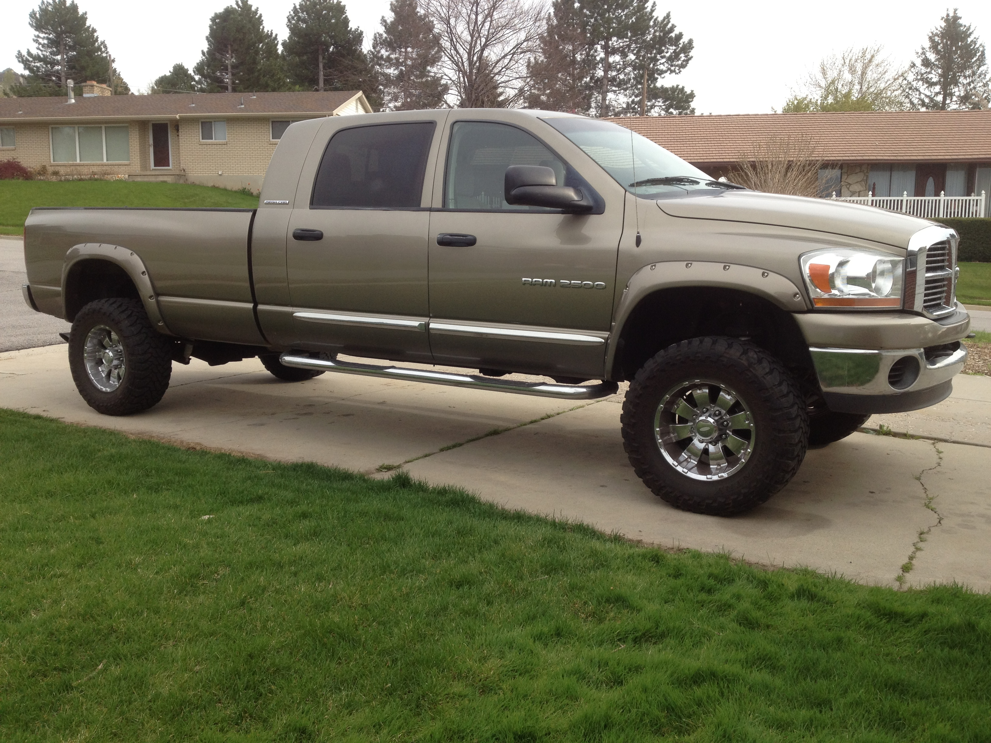 Ram 2500 For Sale >> Longbed Conversions - Stretch My Truck